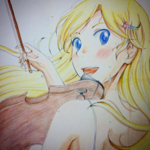 Kaori by Caroline-chan5
