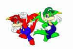 Super Scorchio Bros.