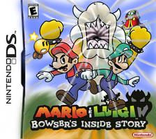 Mario and Luigi 3 UPDATE by KojinkaLuigiGodzilla