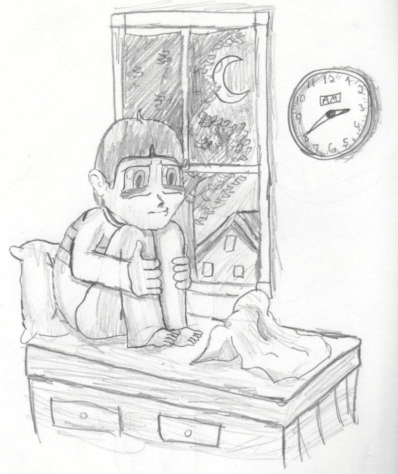 Insomnia by marshmallowsmorepro