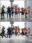 ONE PIECE-Jumping