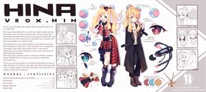 (+Video) (Closed) Adoptable - Hina-chan:VROX.HIN