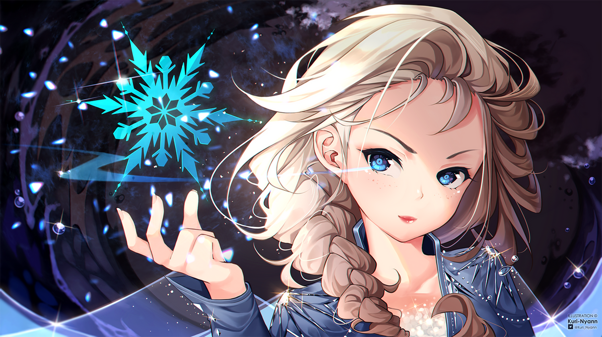 (+Video) Fanart - Frozen II by Kuri-Nyann