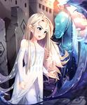 (+Video) Fanart - Frozen Elsa The Savior