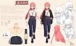 Character Concept - Sara