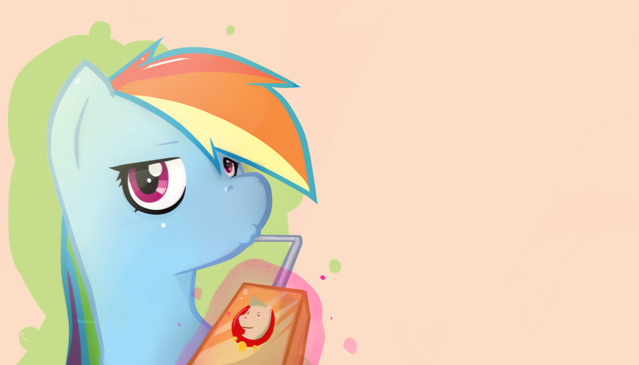 MLP:Rainbow_Dash_juice by Aspidoz