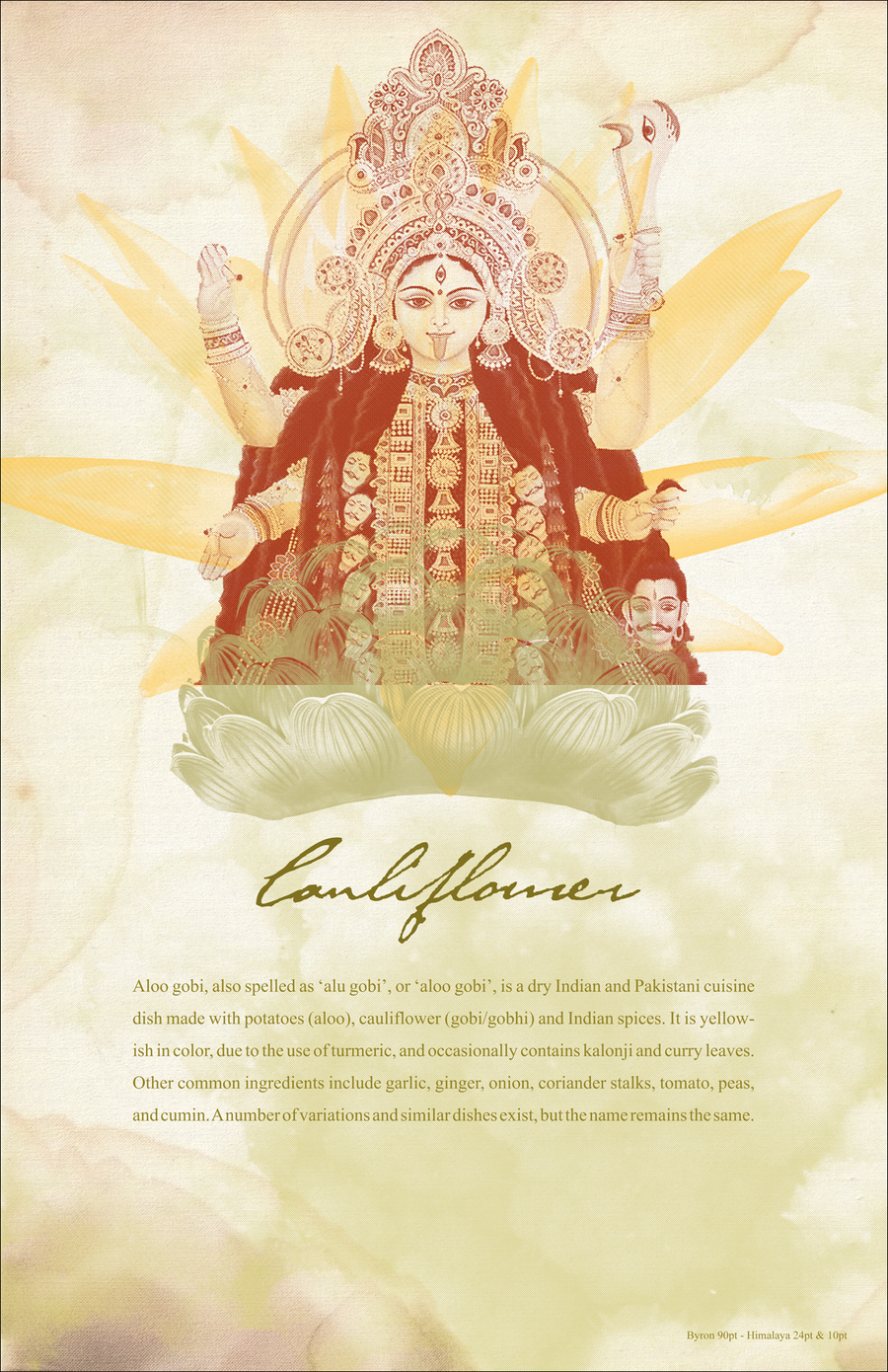 Kali Flower by YaaraVanesse