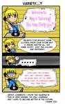 HM DS CUTE Fan comic 2
