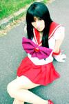 Fire Lady - Sailor Moon