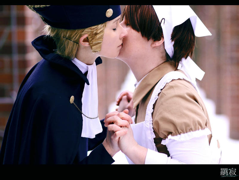 Innocent affection - APH