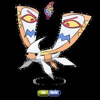 #284 Mega Masquerain by Otchono