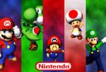 Wallpaper of Nintendo