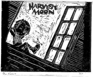 Harvest Moon - Nami Print by DarkMatterEchidna