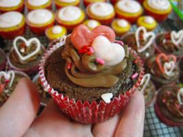 I got you a cupcake...