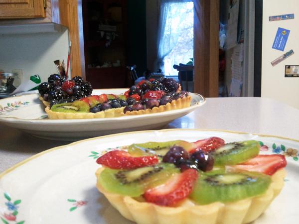 What a Fruit Tart by Kilaicious