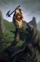 Celtic Barbarian