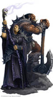 Battle Axe : Orcs by WillOBrien