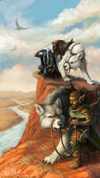 Battle Axe: Wolfriders