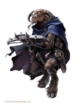 Pathfinder: Minotaur Mazerunner