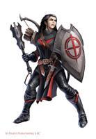 Pathfinder: Dottari guard by WillOBrien