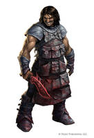 Pathfinder: Varl Wex by WillOBrien