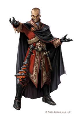 Pathfinder: Barzillai Thrune