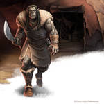 Scarred Lands: Orc