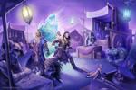 Pathfinder: Fey-world Market