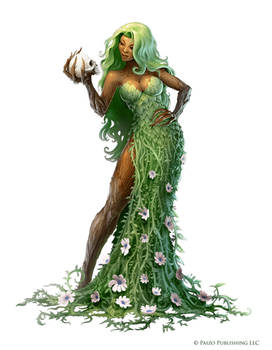 Pathfinder: The Green Mother