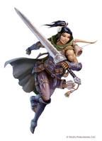 Pathfinder: Elite Marauder by WillOBrien