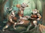 Pugmire: Badger Tribe