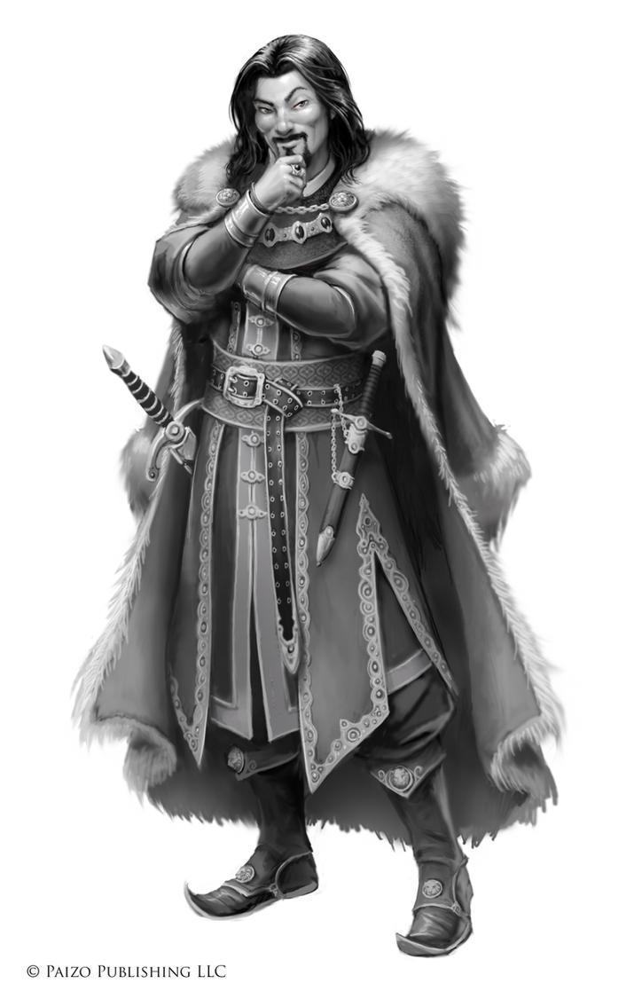 Pathfinder: Emperor Stavian I by Will O'Brien : ImaginaryNobles
