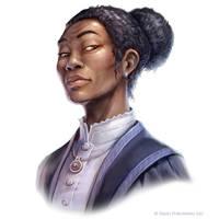 Pathfinder: Carina Ignatus by WillOBrien