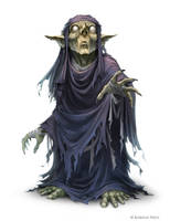 Chaos Spawn Goblin by WillOBrien