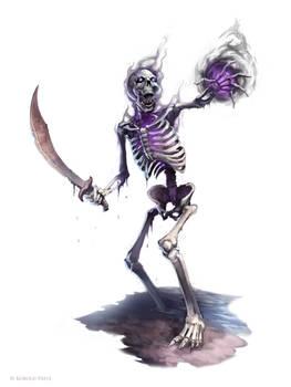 Shadow Skeleton