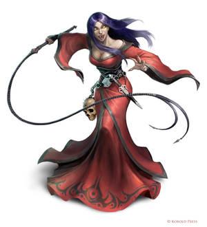 Vampire, Red Priestess