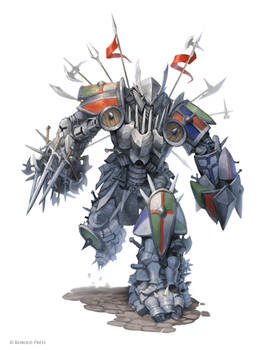 Armory Golem