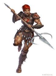 Pathfinder: Horned Fang Bruiser