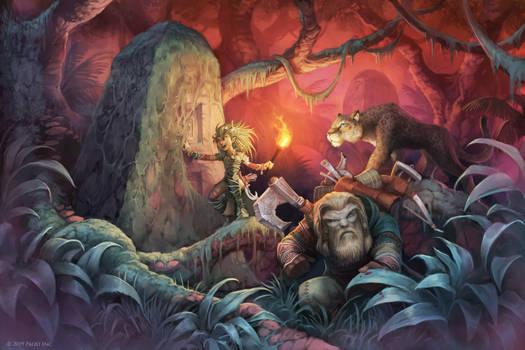 Pathfinder: Exploring the Jungle