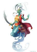 Pathfinder: Djinni