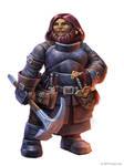Pathfinder: Grondaksen Dwarf