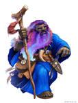 Pathfinder: Taralu Dwarf