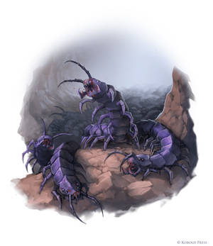 Centipede Swarm
