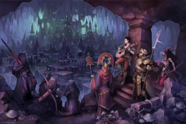 Underworld Gazetteer