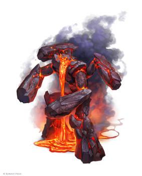 Lava Keeper