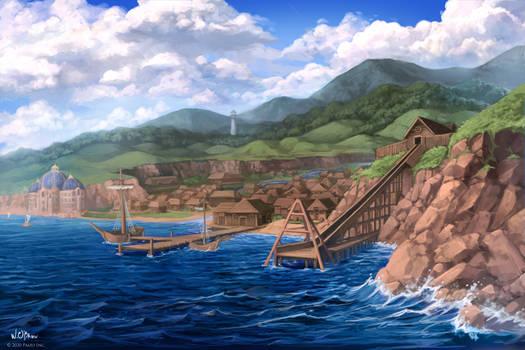 Pathfinder: Otari Port