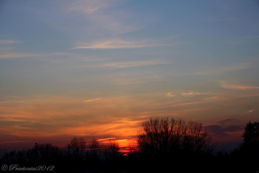 Twilight by PaulVonGore