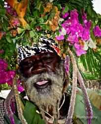 The Flowerman by PaulVonGore