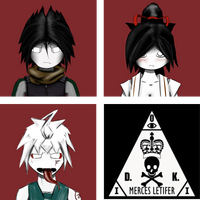 The Paleos Assassins by UchigawaAkuma