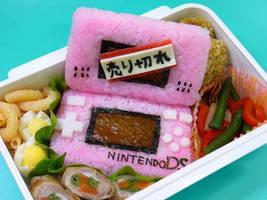 nintendo DS Japenese by mikuroyomatsu